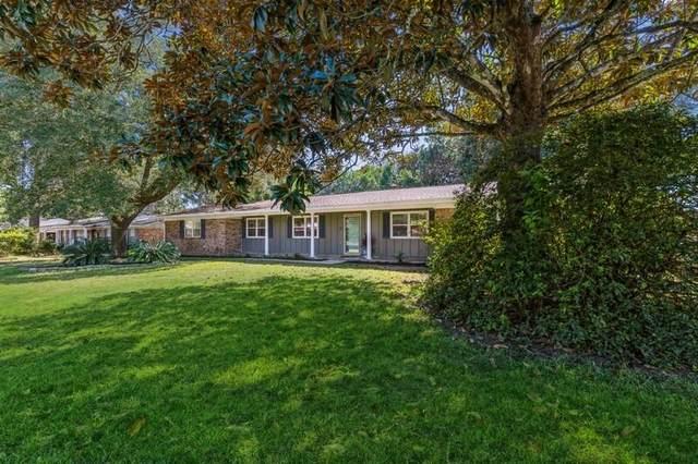 15 Magnolia Avenue, Shalimar, FL 32579 (MLS #883849) :: Berkshire Hathaway HomeServices PenFed Realty