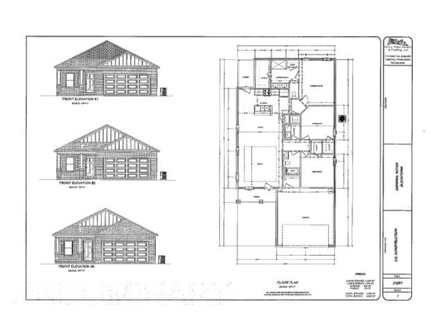3150 Maples Street, Crestview, FL 32539 (MLS #883870) :: Scenic Sotheby's International Realty