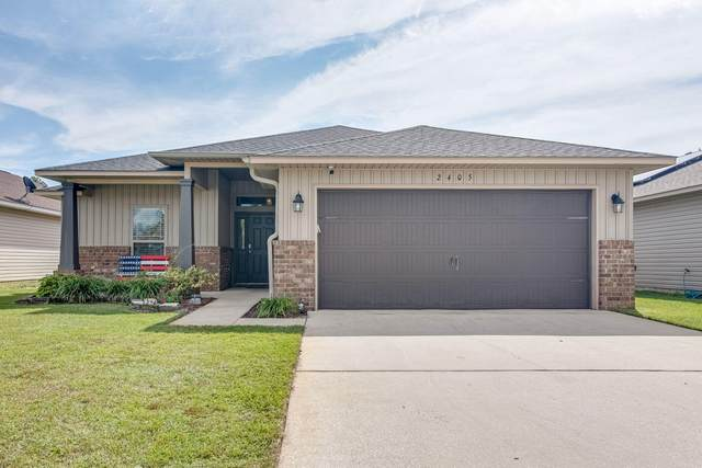 2405 Duncan Ridge Drive, Navarre, FL 32566 (MLS #883892) :: Scenic Sotheby's International Realty