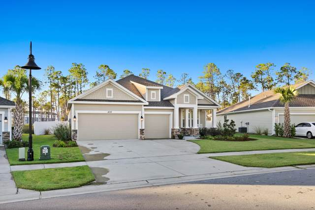430 Warren Bayou Lane, Panama City Beach, FL 32407 (MLS #883893) :: Somers & Company