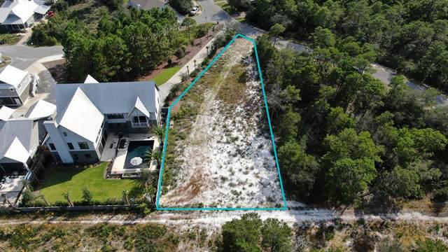 TBD Seabreeze Boulevard, Inlet Beach, FL 32461 (MLS #883910) :: Rosemary Beach Realty