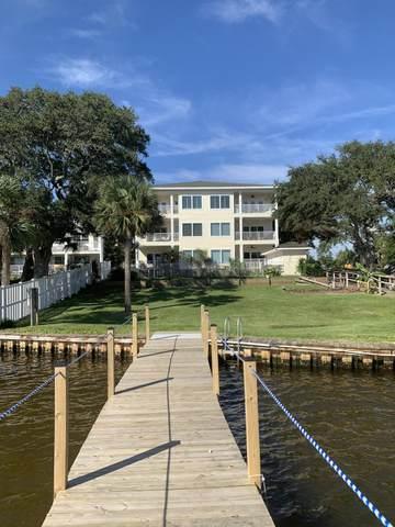 105 SE Brooks Street Unit 5, Fort Walton Beach, FL 32548 (MLS #883918) :: Better Homes & Gardens Real Estate Emerald Coast