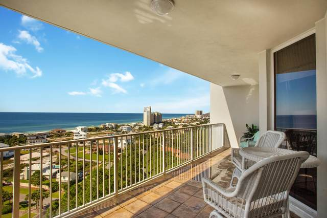 One Beach Club Drive #1604, Miramar Beach, FL 32550 (MLS #883925) :: Beachside Luxury Realty