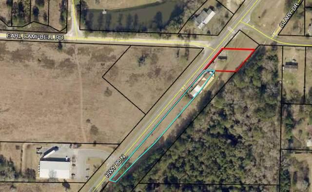 8195 Hwy 85, Laurel Hill, FL 32567 (MLS #883926) :: NextHome Cornerstone Realty