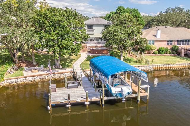 804 E Lake Drive, Shalimar, FL 32579 (MLS #883927) :: Scenic Sotheby's International Realty