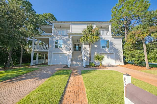 83 Cypress Breeze Drive, Santa Rosa Beach, FL 32459 (MLS #883930) :: NextHome Cornerstone Realty