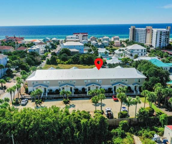 104 Sandtrap Road #105, Miramar Beach, FL 32550 (MLS #883937) :: NextHome Cornerstone Realty