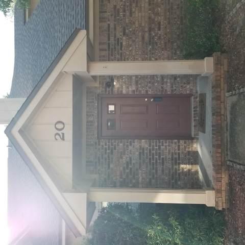 1100 Crosswinds Landing Unit 20, Fort Walton Beach, FL 32547 (MLS #883943) :: Better Homes & Gardens Real Estate Emerald Coast