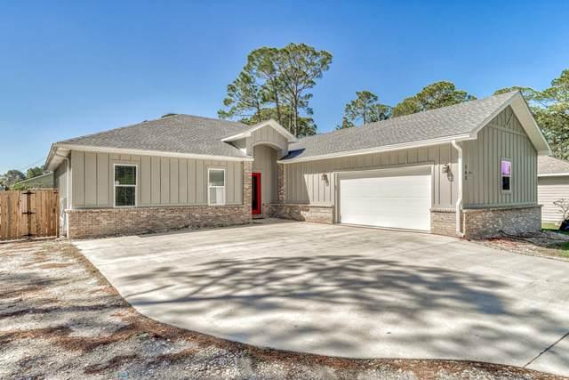 163 Shore Drive, Miramar Beach, FL 32550 (MLS #883951) :: NextHome Cornerstone Realty