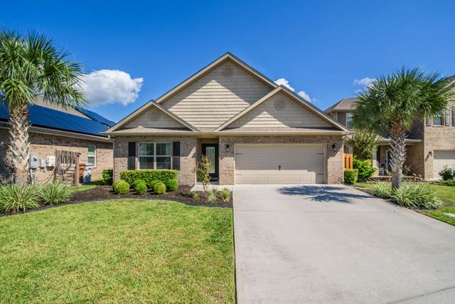 1728 Waterford Sound Boulevard, Gulf Breeze, FL 32563 (MLS #883971) :: Berkshire Hathaway HomeServices PenFed Realty