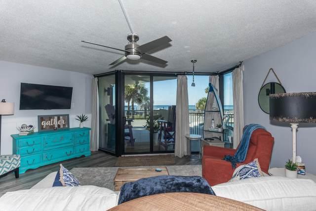 9850 S Thomas Drive Unit 110W, Panama City, FL 32408 (MLS #883983) :: Rosemary Beach Realty
