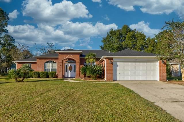1202 Northview Drive, Crestview, FL 32536 (MLS #883999) :: The Chris Carter Team