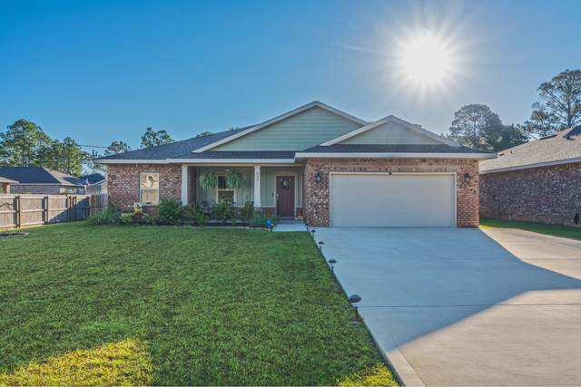 2234 Panhandle Trail, Navarre, FL 32566 (MLS #884005) :: RE/MAX By The Sea