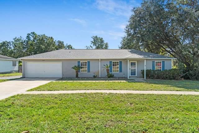 3617 Burton Circle, Navarre, FL 32566 (MLS #884044) :: Emerald Life Realty