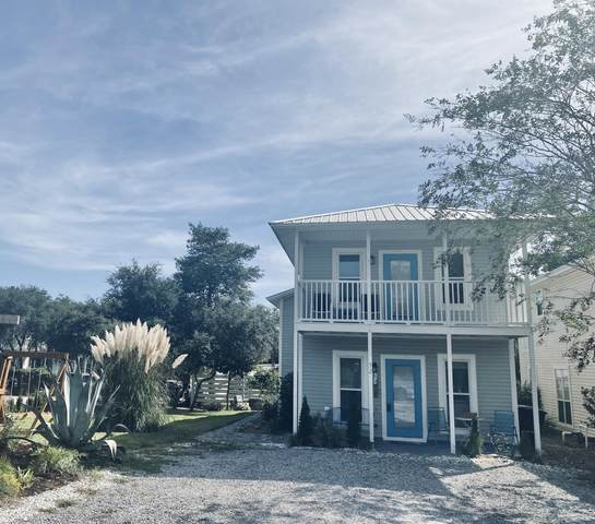52 Porpoise Street, Santa Rosa Beach, FL 32459 (MLS #884060) :: Emerald Life Realty