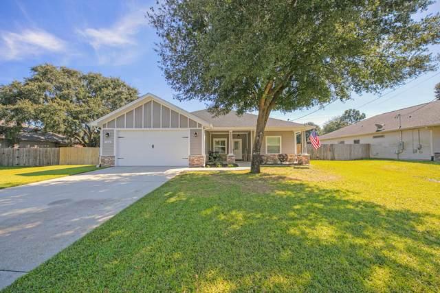 7614 Blackjack Circle, Navarre, FL 32566 (MLS #884074) :: Anchor Realty Florida