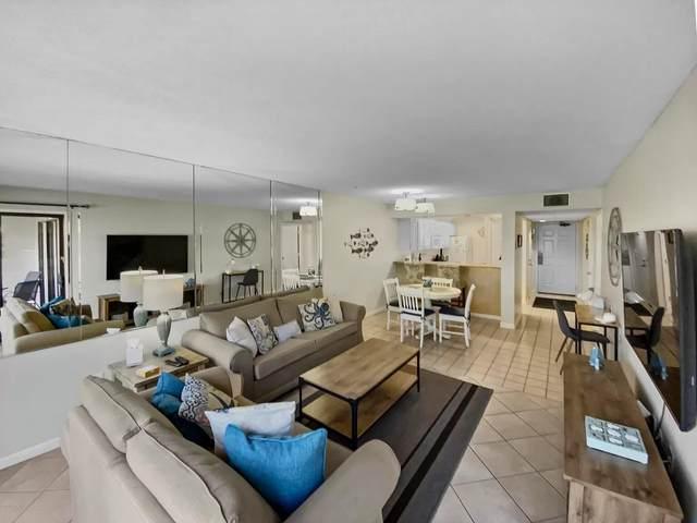 520 N Richard Jackson Boulevard Unit 704, Panama City Beach, FL 32407 (MLS #884080) :: Coastal Lifestyle Realty Group