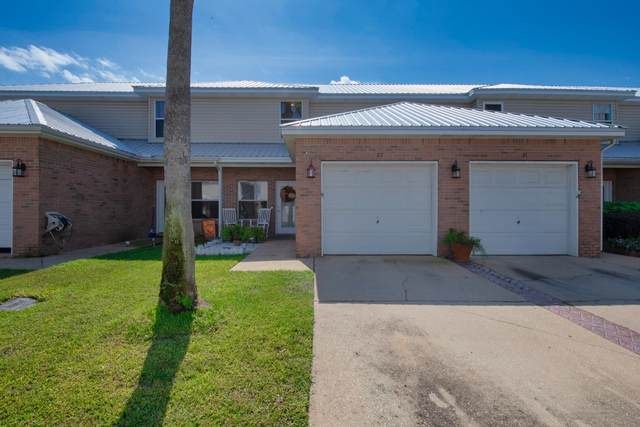 150 Bent Arrow Drive #22, Destin, FL 32541 (MLS #884159) :: The Ryan Group