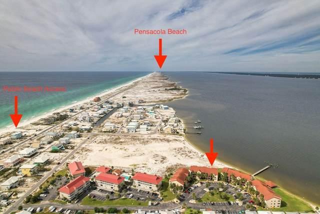 7453 Sunset Harbor Drive 2-212, Navarre, FL 32566 (MLS #884161) :: Back Stage Realty
