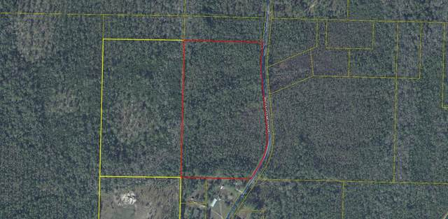 34 acres Antioch Cemetery Road, Ponce De Leon, FL 32455 (MLS #884198) :: Back Stage Realty