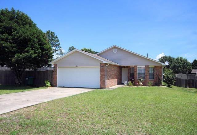 1216 Lexi Drive, Crestview, FL 32536 (MLS #884203) :: Back Stage Realty