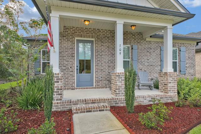 109 Oyster Boulevard, Freeport, FL 32439 (MLS #884210) :: John Martin Group