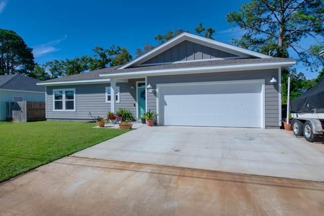 2163 N Wind Trace Road, Navarre, FL 32566 (MLS #884227) :: RE/MAX By The Sea