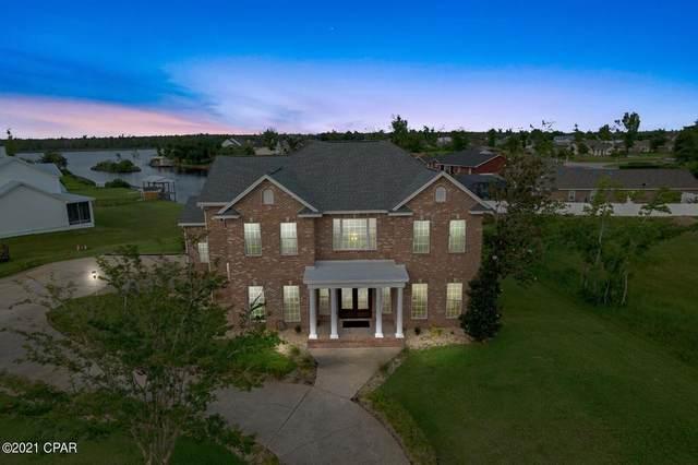 1423 N Bay Drive, Lynn Haven, FL 32444 (MLS #884241) :: Vacasa Real Estate