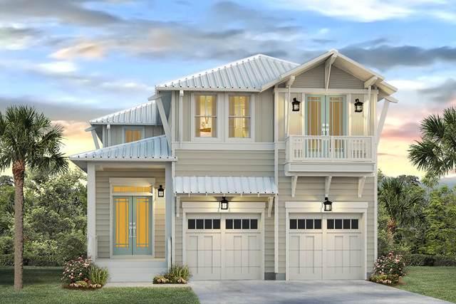 140 Wharf Lane Lot 23, Inlet Beach, FL 32461 (MLS #884244) :: Engel & Voelkers - 30A Beaches
