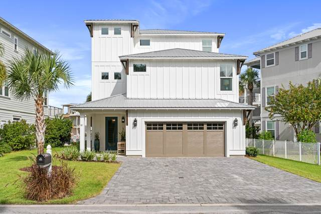 81 S Cypress Breeze Boulevard, Santa Rosa Beach, FL 32459 (MLS #884284) :: The Ryan Group
