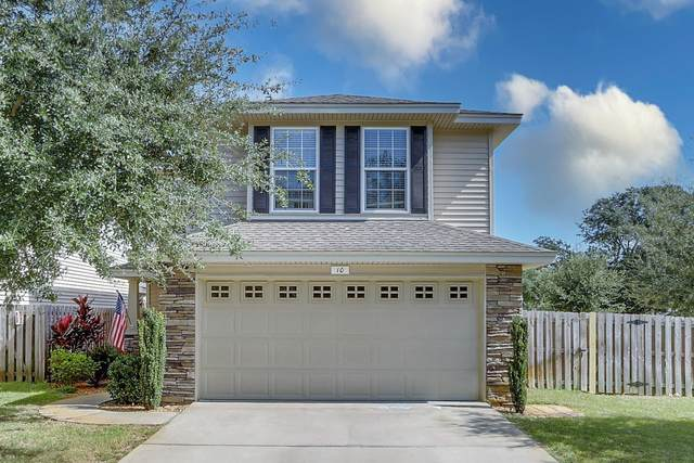 10 3rd Street, Shalimar, FL 32579 (MLS #884309) :: Scenic Sotheby's International Realty