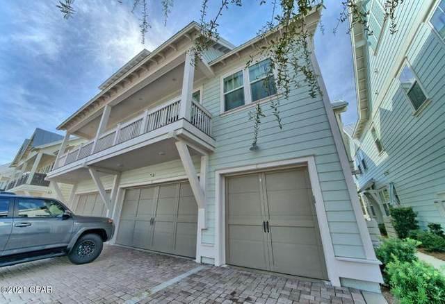 18 E Milestone Drive Unit C, Inlet Beach, FL 32461 (MLS #884340) :: Scenic Sotheby's International Realty