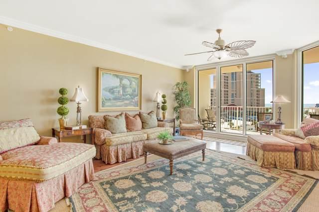 One Beach Club Drive #603, Miramar Beach, FL 32550 (MLS #884354) :: Beachside Luxury Realty