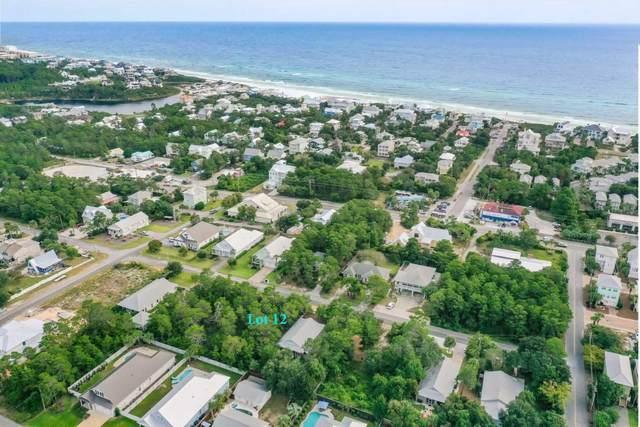 Lot 12 Maple Street, Santa Rosa Beach, FL 32459 (MLS #884385) :: Livin Right Real Estate