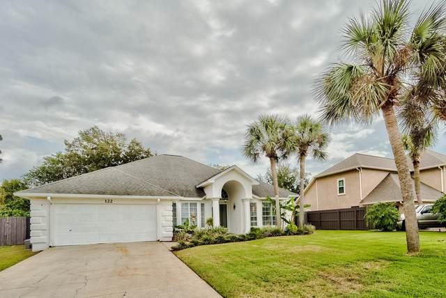 122 Palm Harbour Boulevard, Panama City Beach, FL 32408 (MLS #884426) :: Vacasa Real Estate