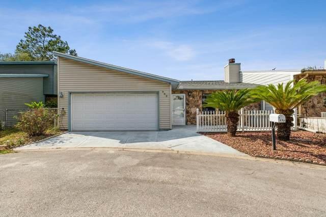 902 Holbrook Circle, Fort Walton Beach, FL 32547 (MLS #884439) :: Livin Right Real Estate