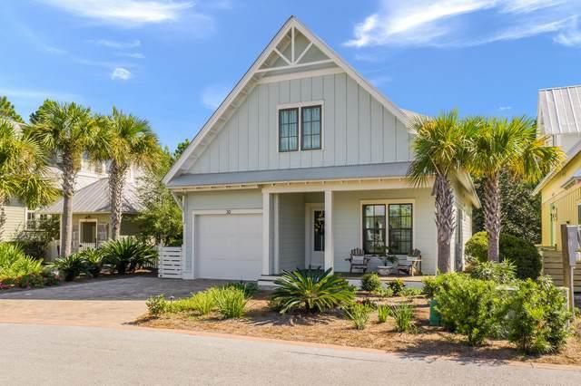 30 Cypress Circle, Santa Rosa Beach, FL 32459 (MLS #884469) :: Somers & Company