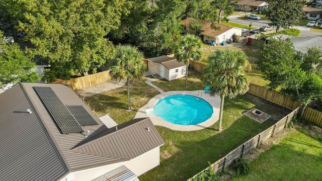 36 NW Holmes Boulevard, Fort Walton Beach, FL 32548 (MLS #884472) :: Luxury Properties on 30A
