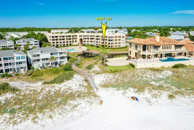4045 W County Hwy 30A Unit 102, Santa Rosa Beach, FL 32459 (MLS #884483) :: Somers & Company