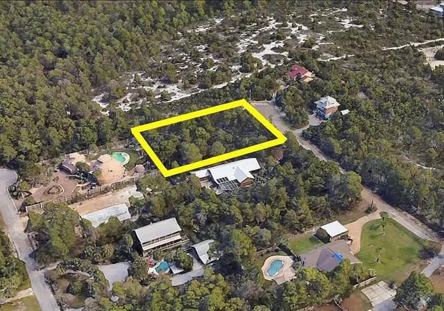 Lot 41 E Blue Coral Drive, Santa Rosa Beach, FL 32459 (MLS #884530) :: Somers & Company