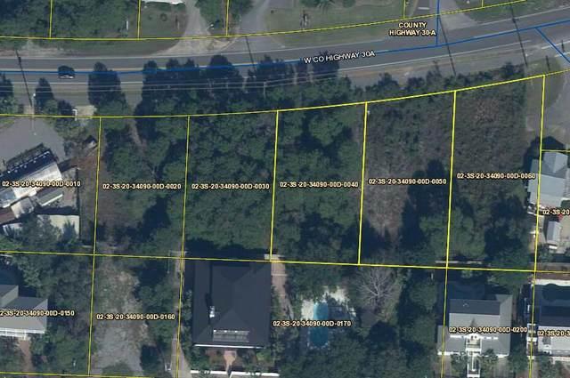 Lot 3 E County Hwy 30A, Santa Rosa Beach, FL 32459 (MLS #884545) :: Livin Right Real Estate