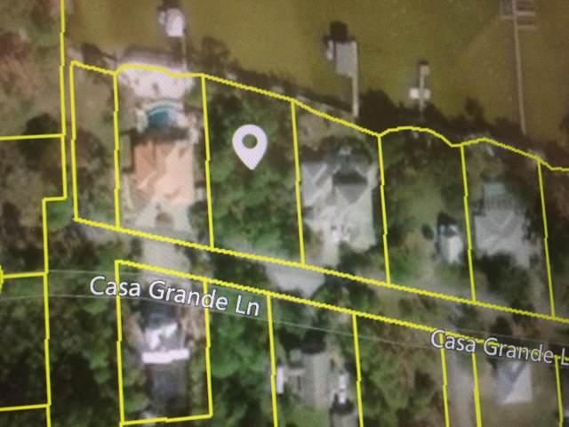 Lot 12 Casa Grande Lane, Santa Rosa Beach, FL 32459 (MLS #884548) :: Coastal Luxury