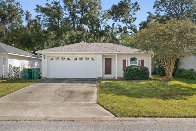998 John Wayne Circle, Fort Walton Beach, FL 32547 (MLS #884558) :: Luxury Properties on 30A