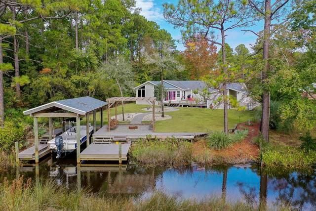 848 Mallet Bayou Road, Freeport, FL 32439 (MLS #884578) :: Linda Miller Real Estate