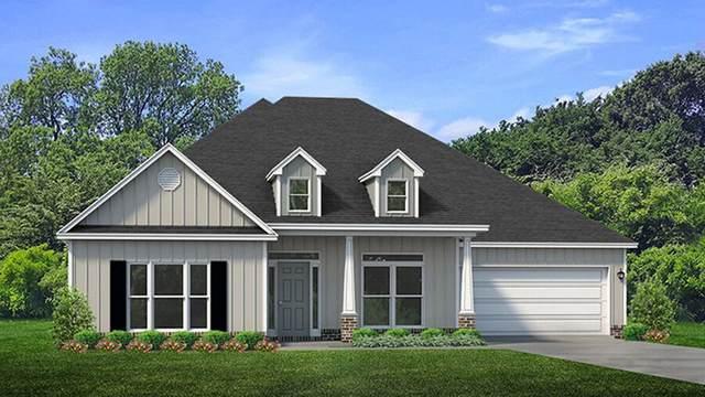 30 Hammock Oaks Boulevard Lot 15, Freeport, FL 32439 (MLS #884582) :: Keller Williams Realty Emerald Coast
