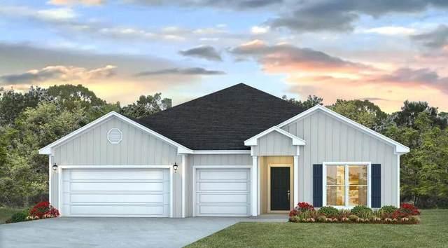 54 Hammock Oaks Boulevard Lot 16, Freeport, FL 32439 (MLS #884583) :: Somers & Company