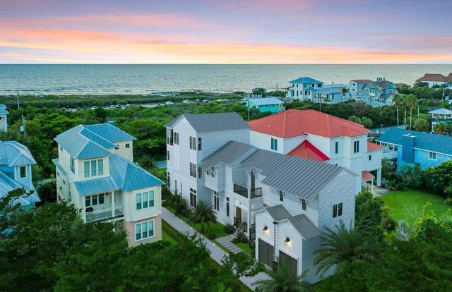 Lot 5 Pompano Place, Inlet Beach, FL 32461 (MLS #884587) :: Somers & Company