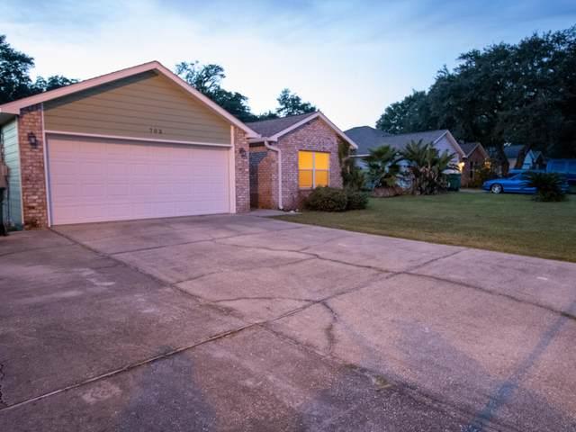 702 Oaklawn Street, Fort Walton Beach, FL 32547 (MLS #884598) :: Somers & Company