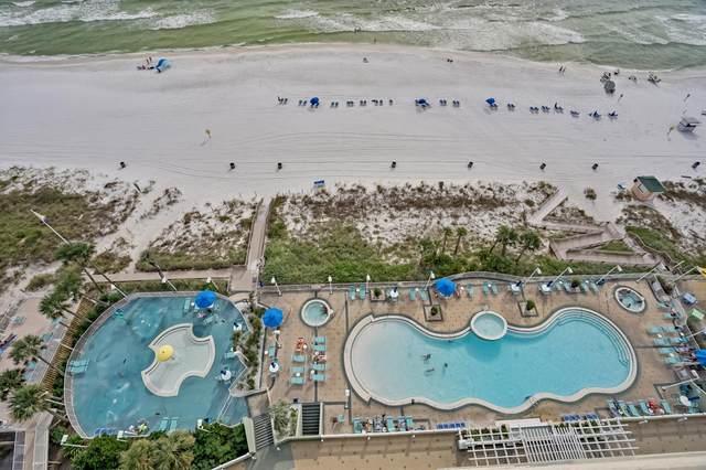 9450 S Thomas Drive Unit 1403C, Panama City Beach, FL 32408 (MLS #884607) :: Coastal Luxury