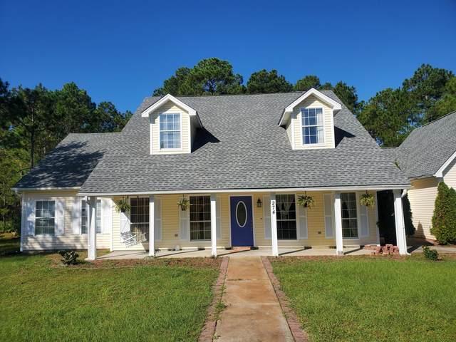 274 Hamon Avenue, Santa Rosa Beach, FL 32459 (MLS #884672) :: Linda Miller Real Estate